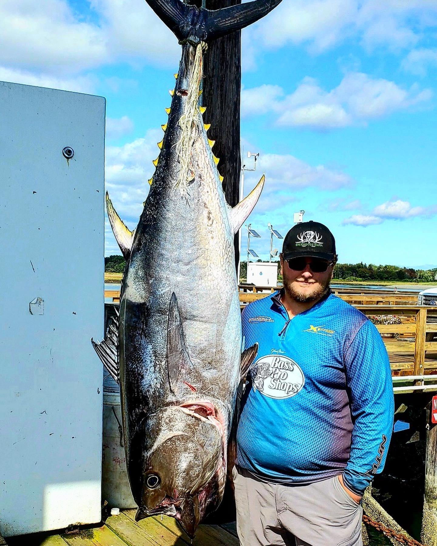 tuna fishing charter wells harbor maine