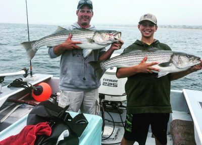 family fishing maine apex