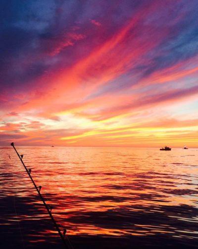 maine sunset boat cruise